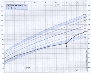 infant growth chart boy chartghd