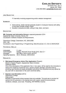 internship resume template functional sample resume it internship csusanireland