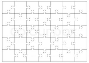 jig saw puzzle template px colourbox