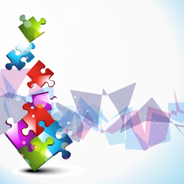 jigsaw puzzle templates