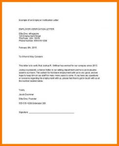 job acceptance letter from employer job confirmation letter from employer proof of employment letter