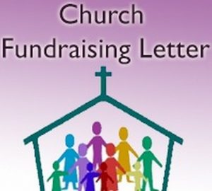 job application follow up email sample church fundraising letter