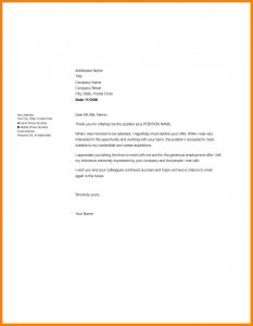 job offer letters letter to turn down a job offer adcbaeccaec