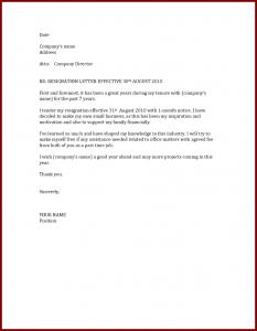 job offer letters resigning letter for reesignation date effective x