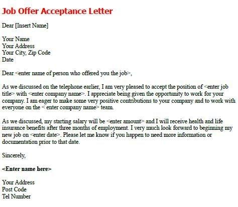 job offer negotiation letter sample