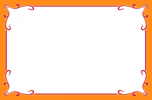 job proposal example border design format frame border