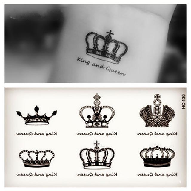 king crown template