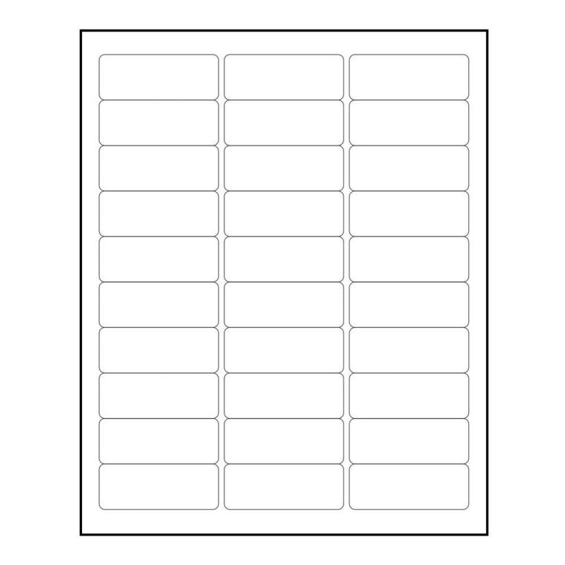 labels templates word