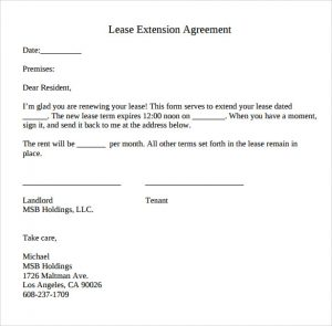 land contract agreement free download lease extension agreement