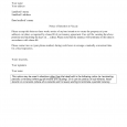 landlord letter to tenant landlord notice to tenant to vacate letter