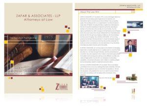 law firm letterhead za