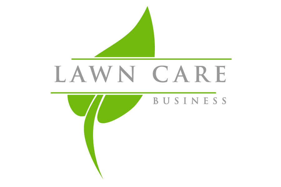 lawn service logo