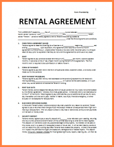lease agreement template word residential lease agreement template word rental agreement example