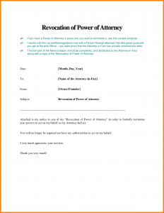 lease termination letter to landlord power of attorney business letter sample