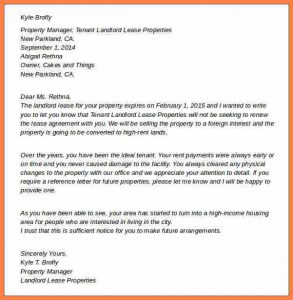 lease termination letter to landlord termination of lease agreement by tenant termination letter from landlord to tenant