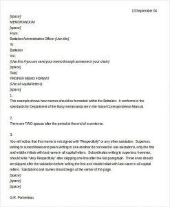legal memo template proper memo format