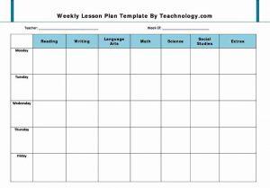 lesson plan template for preschool basic preschool lesson plan template
