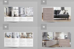 letter format templates furniture catalog template