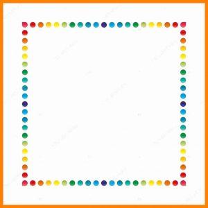 letter formats templates invitation letter frame depositphotos stock illustration dotted frame corner design template