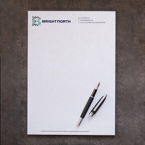 letter headed templates letterheads brightnorth