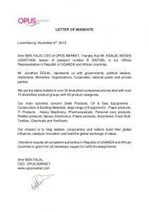 letter of agreement template mandate letter sir jonathan m e