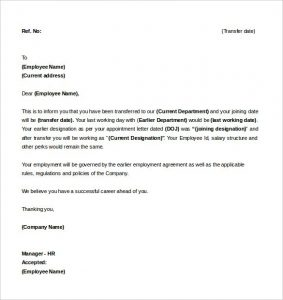 letter of intent for a job letter of intent for a job templates free sample example