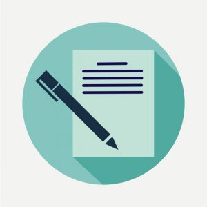 letter of intent for business contract icon px