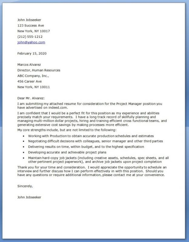 letter of intent for college