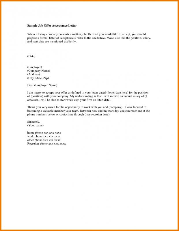 letter of intent to lease