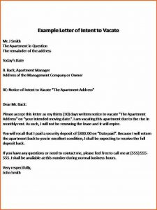letter of intention letter of intent template budget template letter