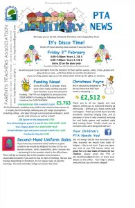 letter of introduction template pta newsletter