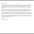 letter of recommendation for babysitter school counselor recommendation letter