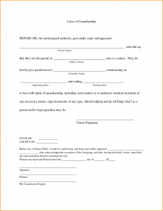 letter of recommendation for college scholarship guardian letter sample