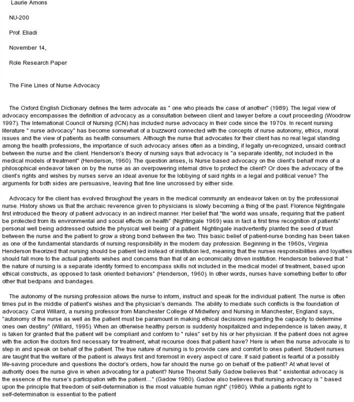 letter of recommendation for grad school