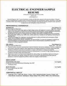 letter of recommendation for student teacher graduate electrical engineering resume electrical engineer resume sample