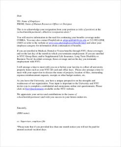 letter of resignation email email acknowledgement resignation letter