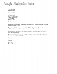 letter of resignation template best ideas resign letter sample give reason awesome collection several department professional good board temp position job