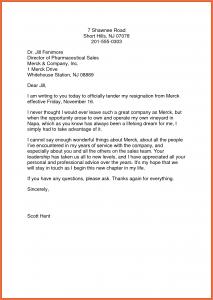 letter of resignation template letter of resignation examples letters of resignation example photo letter format resign