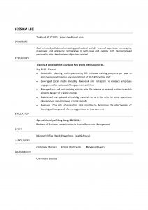 letter of resignation templates word