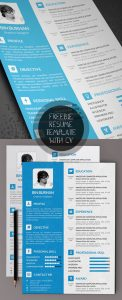 free letter templates free modern resume templates psd freebies graphic templates