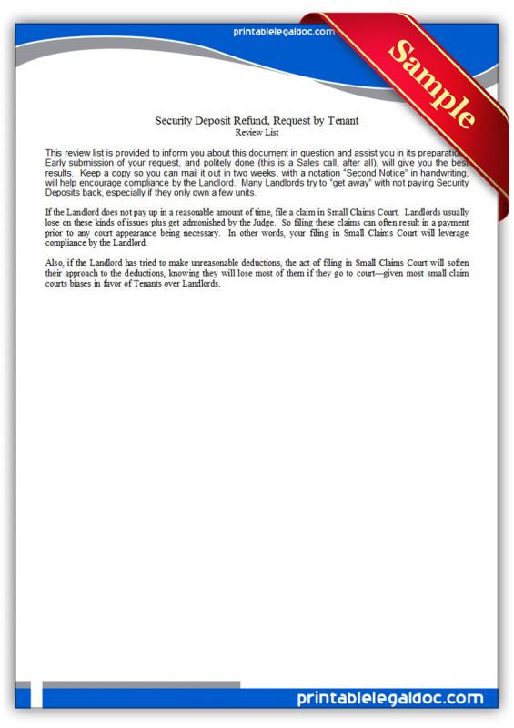 Letter To Lanlord | Template Business