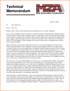 letters of complaints samples technical memorandum