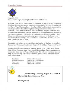letters of introduction for teachers boosterletter