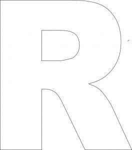 letters template free fcdffbdbaba letter patterns templates free printable letter r template