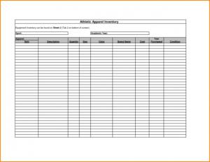 liquor inventory spreadsheet free printable inventory sheets x