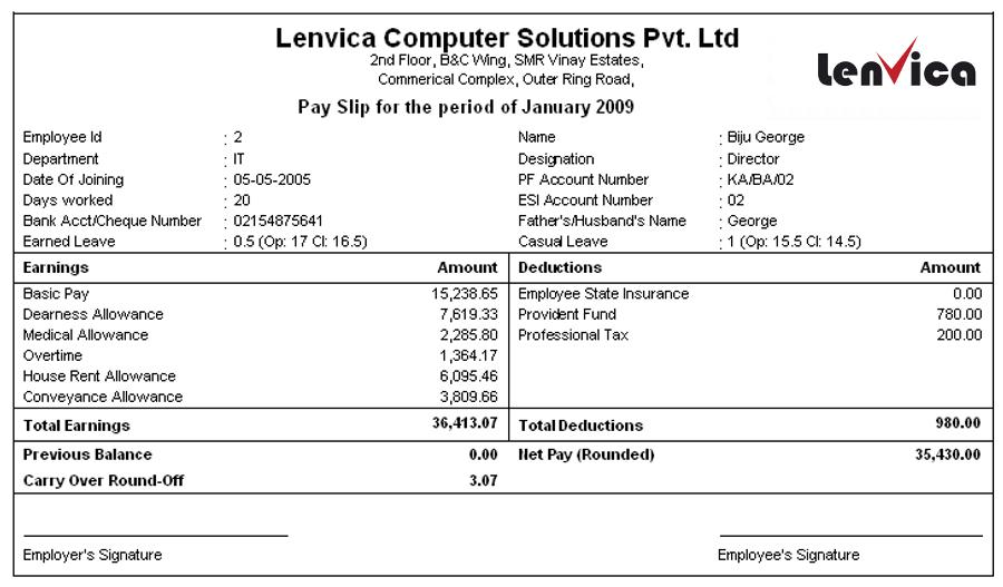 loan document template