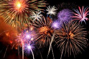 log book sample bigstock fireworks of various colors bu