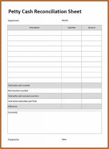 log spreadsheet template petty cash spreadsheet petty cash reconciliation sheet v