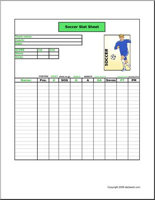 logging sheet template