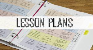 lost pet template printable lesson plan templates for preschool teachers